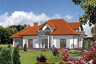 Projekt domu WB-3908