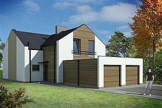Projekt domu Dom Azaliowy II