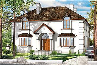 Projekt domu Ambasador 2