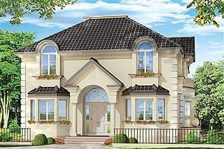 Projekt domu Ambasador 3
