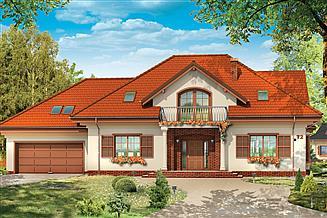 Projekt domu Benedykt 5