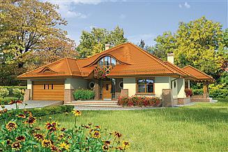 Projekt domu Seweryna G2