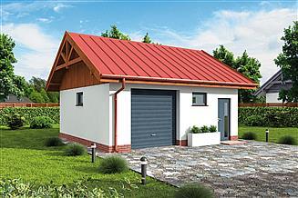 Gotowe Projekty Garaży Wolnostojących Gwarancja Najniższej Ceny