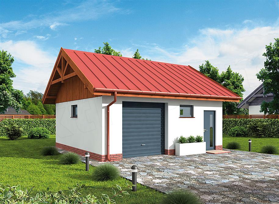 Gotowe Projekty Garaży Gwarancja Najniższej Ceny Extradom