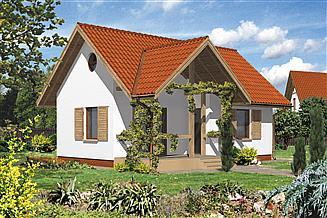 Projekt domu WB-3912