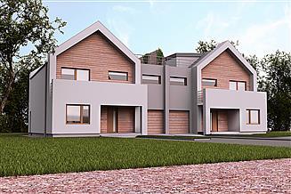 Projekt domu Dom Nowoczesny