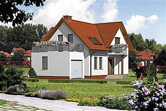 Projekt domu WB-3493