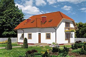 Projekt domu WB-3410