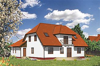 Projekt domu WB-3413