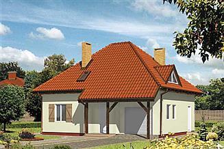 Projekt domu WB-3471