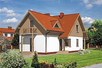 Projekt domu WB-3475