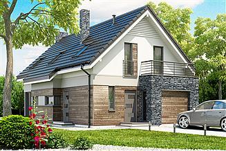 Projekt domu Kacper