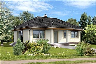 Projekt domu Corte LMB62