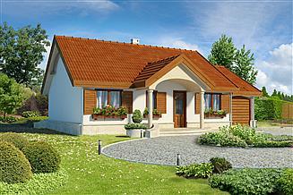 Projekt domu Sofia IV LMB41c