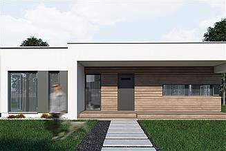 Projekt domu FX-1