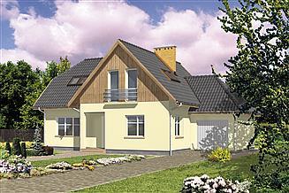 Projekt domu WB-3941