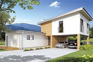 Projekt domu Mango A 2W