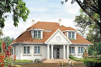 Gotowe Projekty Domów Z Dachem Mansardowym Gwarancja Najniższej