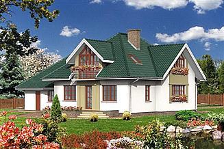 Projekt domu WB-0052