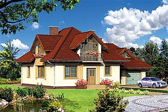 Projekt domu WB-0054
