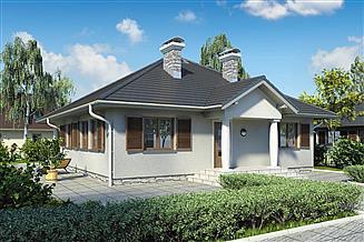 Projekt domu Colorado