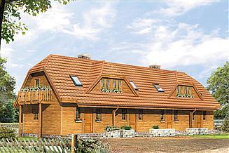 Projekt agroturystyczny Jowisz dr-S Pensjonat, Hotel, Dom weselny