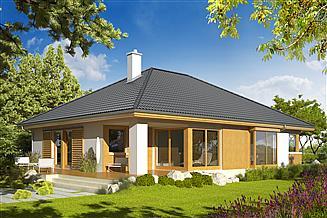 Projekt domu Glen