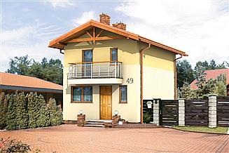 Projekt domu Mini 2