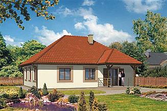 Projekt domu WB-3997