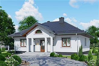 Projekt domu APS 207