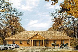 Projekt domu Polana dr-S