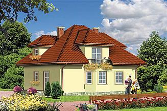 Projekt domu WB-0053