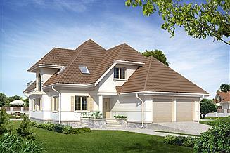 Projekt domu Mistral