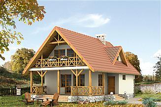Projekt domu Takt 2