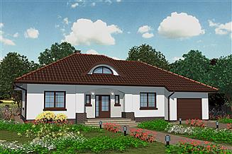 Projekt domu APS 151