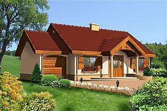 Projekt domu Sofia LMB41