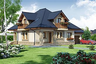 Projekt domu Damokles