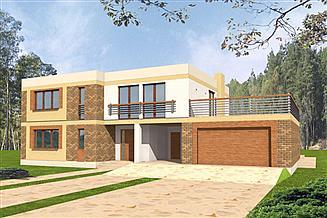 Projekt domu Grand