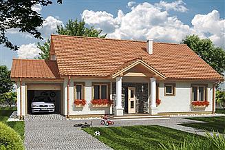 Projekt domu Anita Dworek A