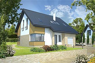Projekt domu Lucerna DCP237