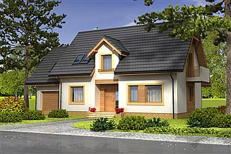 Projekt domu Rafaello 2
