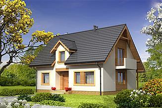 Projekt domu Rafaello
