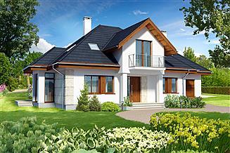 Projekt domu Dijon II DCP234a