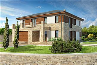 Projekt domu Siena DCP213a