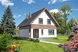 Projekt domu Malmo LMP236