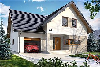 Projekt domu Dora
