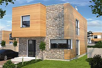 Projekt domu Delft DCP294