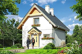 Projekt domu Smyk 2