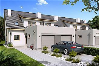 Projekt domu Maja S
