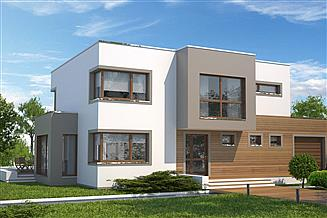 Projekt domu Auckland DCP292